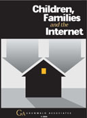 Children Families and the Internet 2003-2004